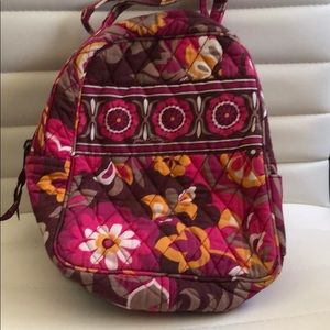 Vera Bradley Lunch Bunch Bag Purple